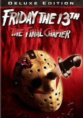 Friday The 13Th - Part 4: The Final Chapter New Dvd