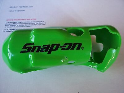 New Snap On GREEN Protective Boot For CT8810A And CT8815A Impact Wrench Models