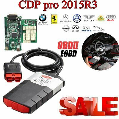 2015 R3 Car Auto Truck Diagnostic Obd2 Code Scanner Software Tool D3