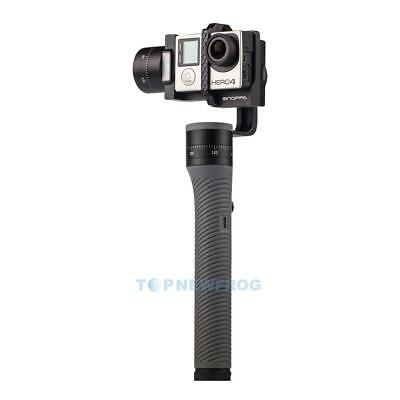 3-Axis Handheld Camera  Gimbal Stabilizer with USB Port for DSLR GoPro hero 4 3+