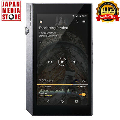 Pioneer XDP-300R (S) Portable Digital Audio Player High Resolution Silver