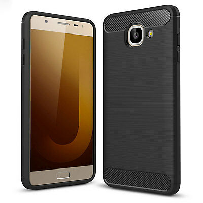 TPU Soft Shell Rubber Anti-Slip Shockproof ,Protect Apply To For SAMSUNG J7 Max