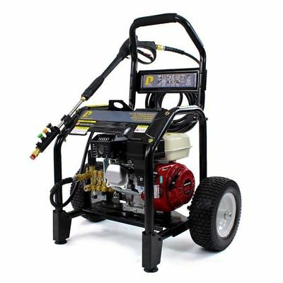 P1PE PGX200PWT Honda Powered 3200psi 221 bar GX200 Petrol Pressure Washer