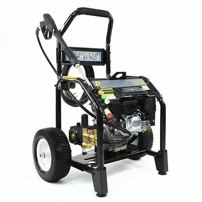 P1PE P73200T 3200psi / 221bar Petrol Pressure Washer Commercial Heavy Duty Motox
