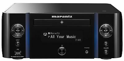 Marantz M-CR611 Melody Media CD Receiver System Schwarz