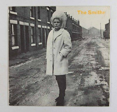 """The Smiths - Heaven Knows I'm Miserable Now (UK  7"""" Picture Sleeve A-2U/B-1U)"""