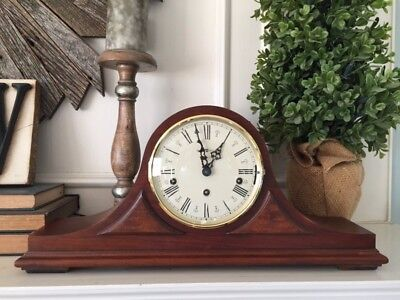 Howard Miller Triple Chime Mantle Clock   612-374 Barely Used