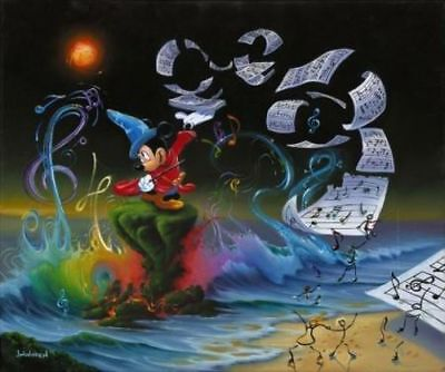 """Mickey the Composer"" (Premiere) with Mickey Mouse by Jim Warren"