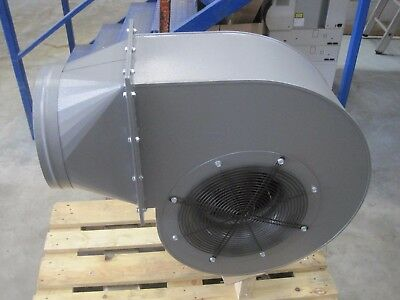 Heavy Duty Centrifugal Fan Blower 2.2KW 2900rpm 5800m3/hr high pressure 3ph