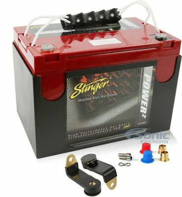 Stinger SPP1500DC 1500 Amp SPP Series Dry Cell Battery w/ Protective Steel Case