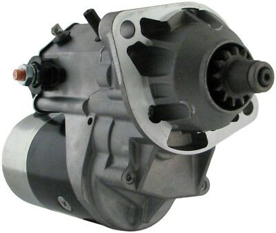 New Starter OEM Denso 1769512 Bluebird 1 year warranty 228000-4671