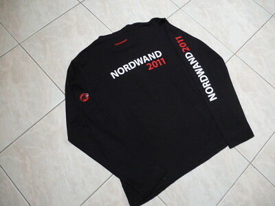 Mammut Limited Shirt Nordwand Longsleeve Gr. L Top