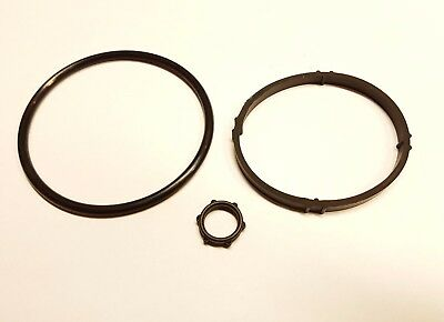 Oil Filter Housing Seal Kit For Citroen Peugeot 1.1l 1.4l 1.6l