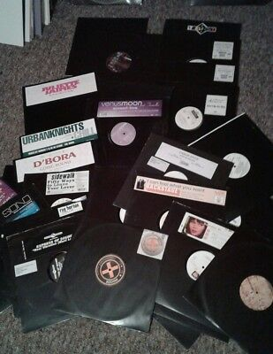 Vinyl sammlung 30 dj platten house beat club soulbeat