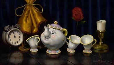 """Time for Tea"" by Clinton T. Hobart"