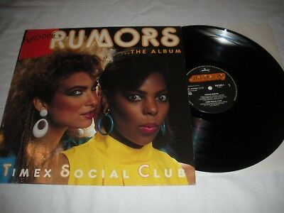 Timex Social Club--Rumors...the Album