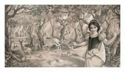 """""""Woodland Princess"""" (Premiere) by Edson Campos inspired by Snow White and the Se"""