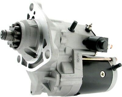 New Starter 428000-5190 fits Cummins ISX T2000 C500 Kenworth Peterbilt 19505