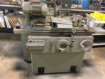 Studer Cylindrical (O.D.) Grinder - Good Condition - Pick Up Metro Detroit Area
