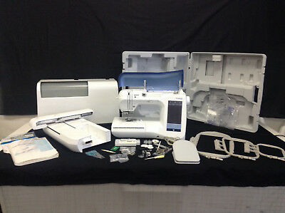 Brother Innovis 2800D Sewing and Embroidery Machine USED