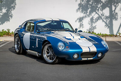 1965 Shelby Cobra Shelby Daytona Coupe