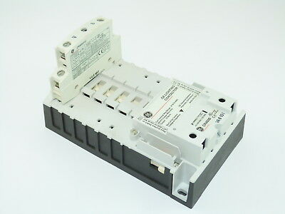 GE CR463L20ANA Electricity Held Lighting Contactor 277v Coil 2 N.O. Poles NEW