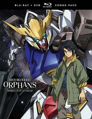Mobile Suit Gundam: Iron-Blooded Orphans - Season One - Part One New Blu-Ray Dis