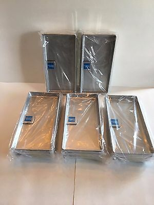 25 Amex Express Tip Trays/Check Presenter Silver FAST FREE PRIORITY SHIPPING!!!