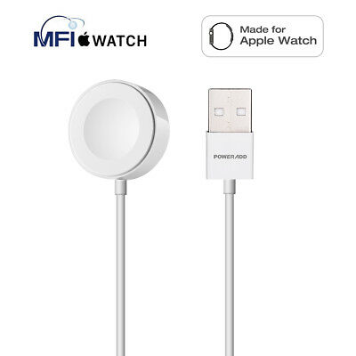 Magnetic Charger Charging Cable (1M) for Apple Watch Series 1 2 iWatch 38 42mm