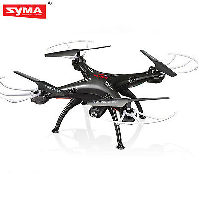 Syma X5SW-V3 RC Quadcopter Drone Wifi FPV With HD Camera 2.4G 4CH RTF Black