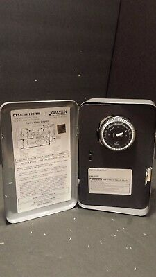 Grasslin / True DTSX-IM-120-TM 831993 Refrigeration Timer. New