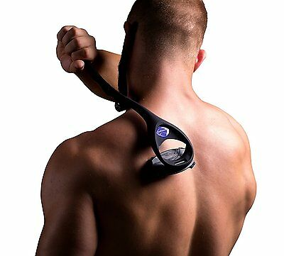 Bakblade 2.0 Male Back and Body Shaver Mens Hair Removal