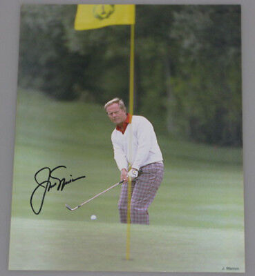 "JACK NICKLAUS Hand Signed 8""x10 "" Photo 2  * BUY GENUINE *"