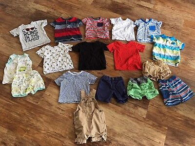 Bulk Size 1 Boys Summer Clothing