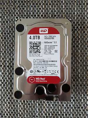 Western Digital Red 4TB,Intern, WD40EFRX