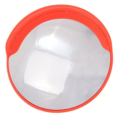 60cm/24'' Round Convex Mirror Blind Spot Safety Traffic Driveway Wide Angle【AU】