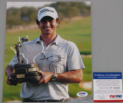 ADAM SCOTT Hand Signed 8'x10' Photo 6 + PSA DNA COA * BUY GENUINE *