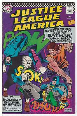 Justice League of America (Vol 1) #  46 (VG+) (Vy Gd Plus+)  RS003 DC Comics ORI
