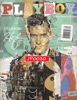 Playboy Special Tribute 2017, Celebrating Hugh Hefner, Brand New Factory Sealed