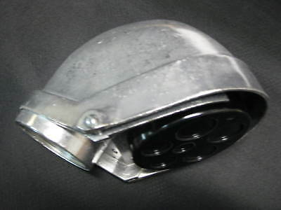 "2"" Aluminum Electrical Service Entrance Head Cap Weatherhead - Threaded"