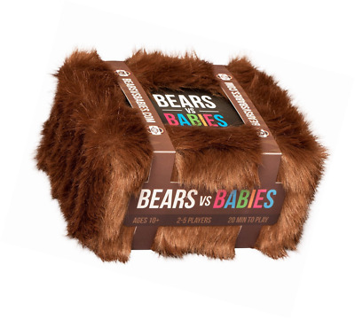 bears vs babies a card game from the creators of exploding kittens nsfw pack eur 100 51. Black Bedroom Furniture Sets. Home Design Ideas
