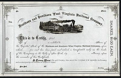 187_ Northern and Southern West Virginia Railroad Company