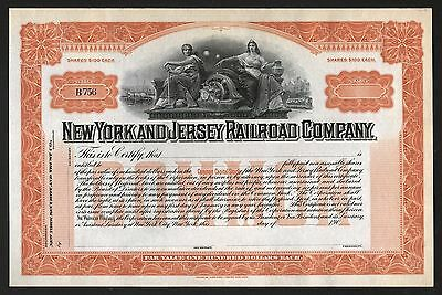 190_ New York and Jersey Railroad Company