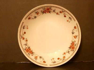 "Sheffield Anniversary Porcelain Fine China Fruit/dessert Bowl 5 1/2"" Japan (Waf)"