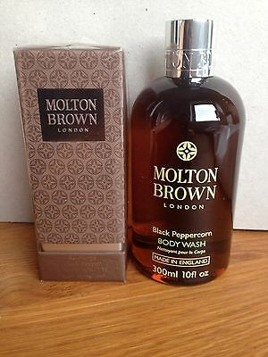 Molton Brown Re-charge Black Pepper Eau de Toilette Body Wash Christmas GIFT