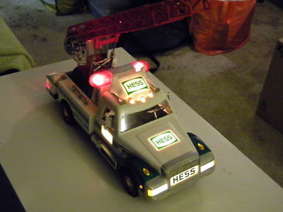 1994 Hess Rescue Truck Christmas Collector Toy