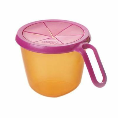 Tommee Tippee Bowl Weaning Pot Snack Lid Weaning Feeding