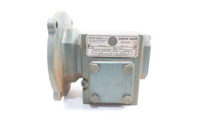 Grove Gear Bmq213-2 Flexaline 56C 20:1 Worm Gear Reducer D585388