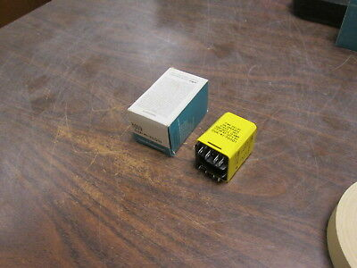 Potter & Brumfield Time Delay Relay 3009 CUA-41-70001 New Surplus