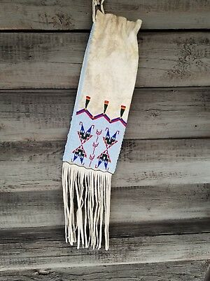 Sioux/Cheyenne Beaded Pipe bag